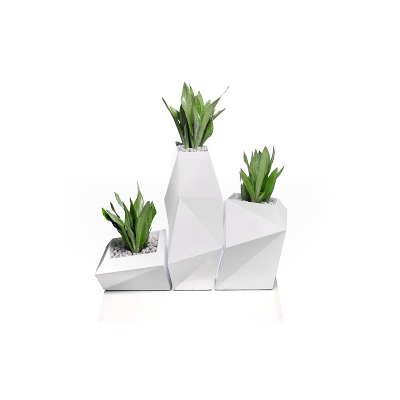 Vondom Faz系列 planter 01 装饰