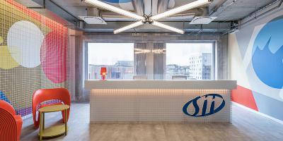 办公设计 | 法国南特Sii数字技术公司