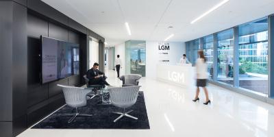 办公设计 | LGM温哥华总部
